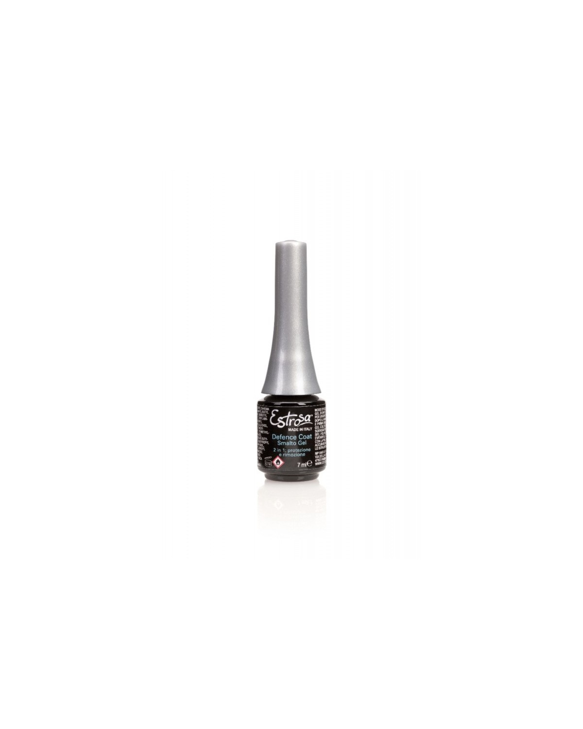 Defence Coat per Smalto Gel Semipermanente Estrosa 7ml cod.7506