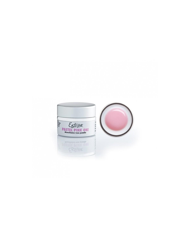 Gel Pastel Pink One Rosa Pastello Monofasico Estrosa 15 ml cod.7221