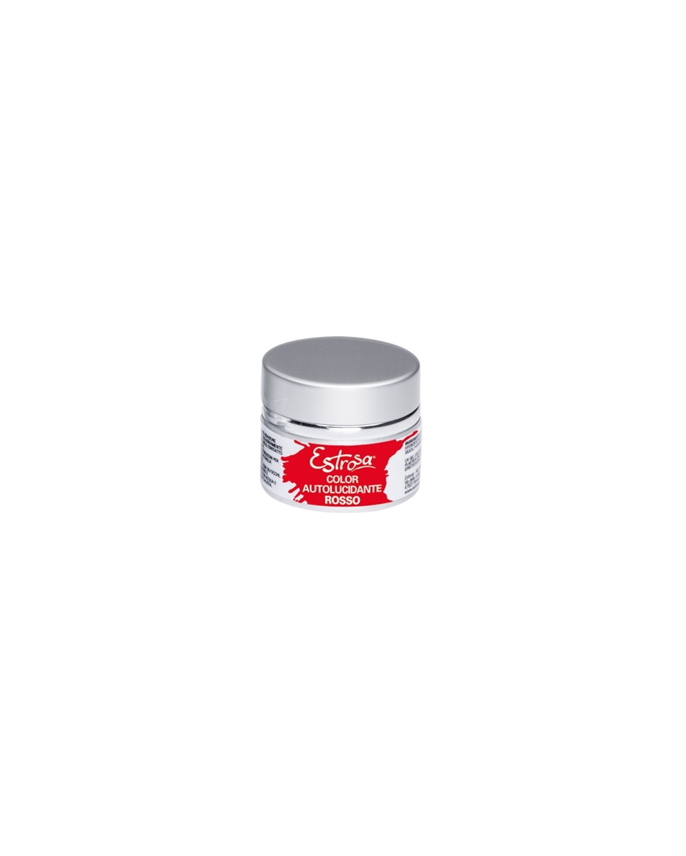Gel Color Autolucidante Rosso Estrosa 5 ml cod.7395