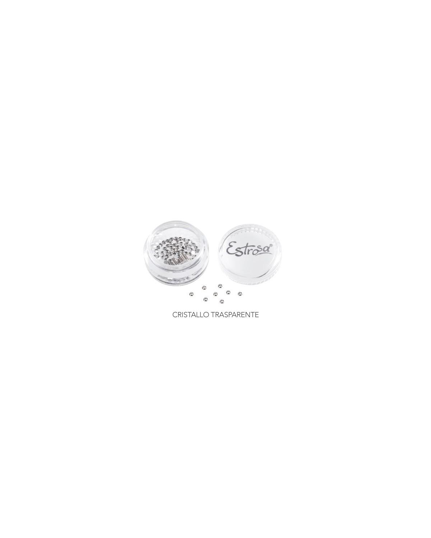 Diamond Crystal strass Trasparente 1,5 mm 100 pz Estrosa cod.7650