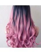 Spray de teinture pour les cheveux